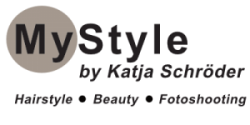 Logo MyStyle Friedberg, Katja Schröder